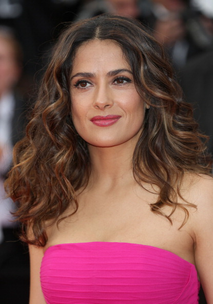 Salma Hayek 63rd Annual Cannes Film Festival Quot Wall Street Money ... Salma Hayek